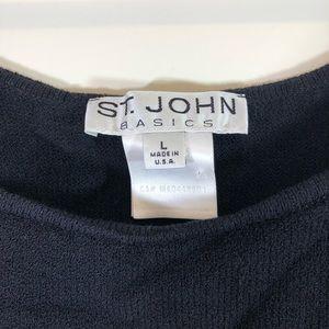 St. John Tops - St. John Santana Knit Tank Top St. John Basic